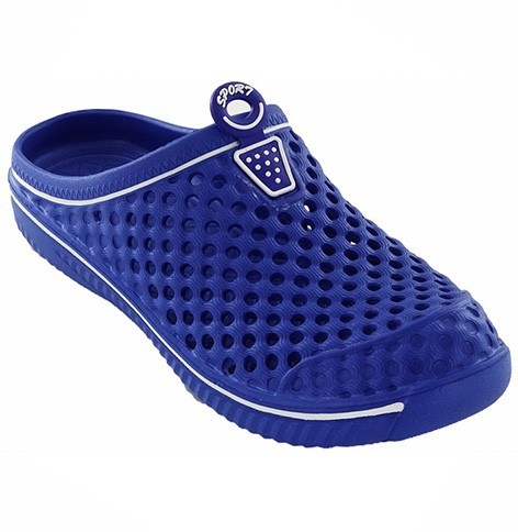 slipper 20921 royal blue