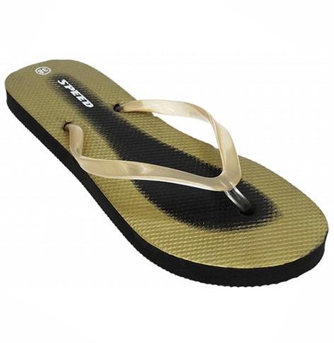 slipper 20982 gold