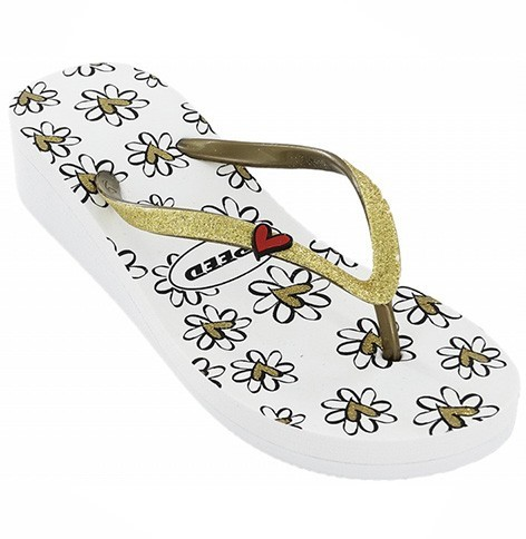 slipper 20993 white
