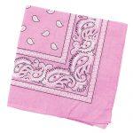 bandana 27001 pink